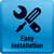 Elsema Easy Installation Logo